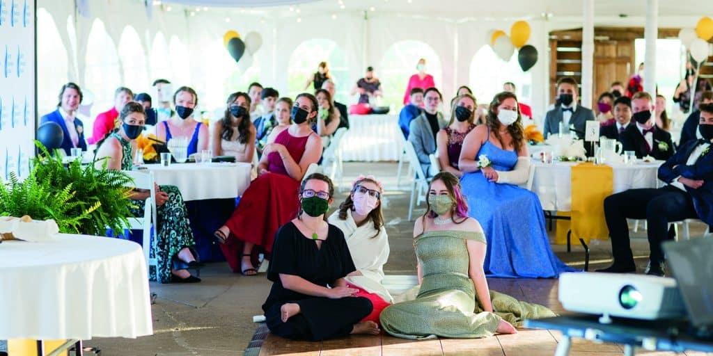 Junior / senior banquet and party