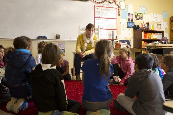 Heidi Byler, 3rd grade circle