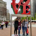 8th graders in the City of Brotherly Love