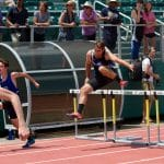 Hurdles, Track and field
