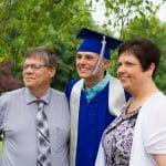 Graduation 2019. Photo by Lindsey Kolb.