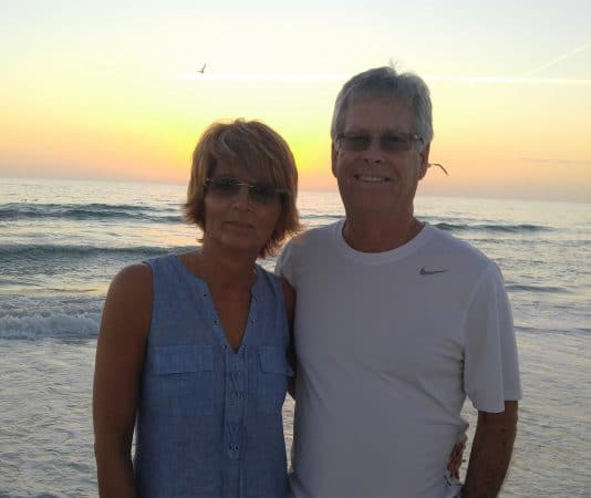 Richard '69 and Jolene Shue