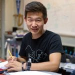 Jack Zhao, iInternational student from China