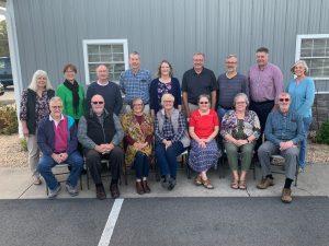 Class 1974 - 45th reunion