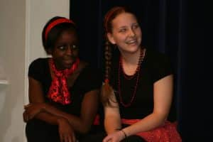 Middle school play, 2009-2010