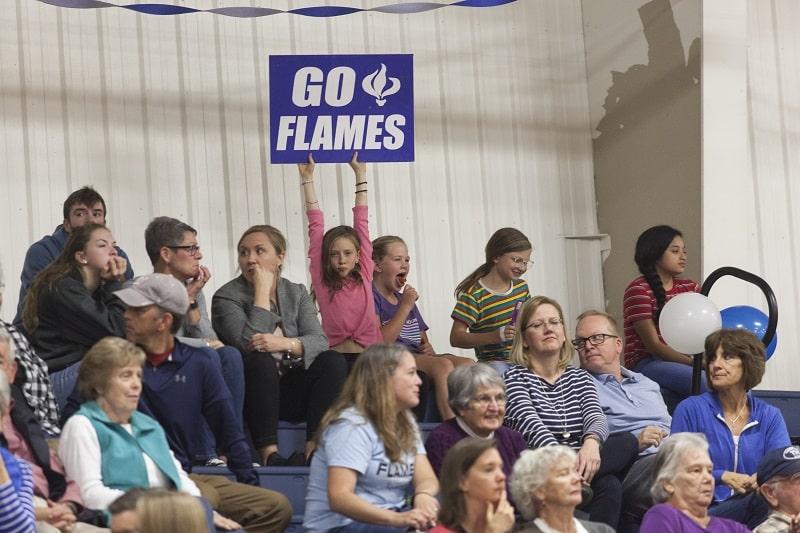 go flames