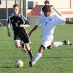 Luis Martinez, varsity boys soccer team. Courtesy photo.