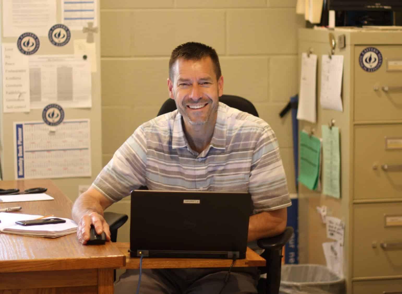 Paul Leaman, Head of School