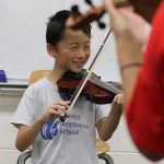 Middle school strings