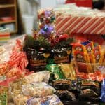 Parent appreciation Christmas goodies.