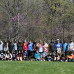 Eighth grade at Camp Brethren Woods