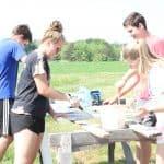 Community Service Day at Brethren and Mennonite Heritage Ce3nter