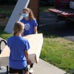 Virginia Mennonite Mission clean up