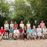 Fifth grade class, courtesy of Christy McKee